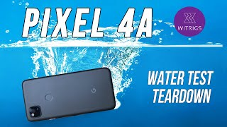 Waterproof Test | Google Pixel 4A  waterproof rating?