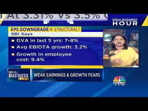 Weak Earnings & Growth Fears