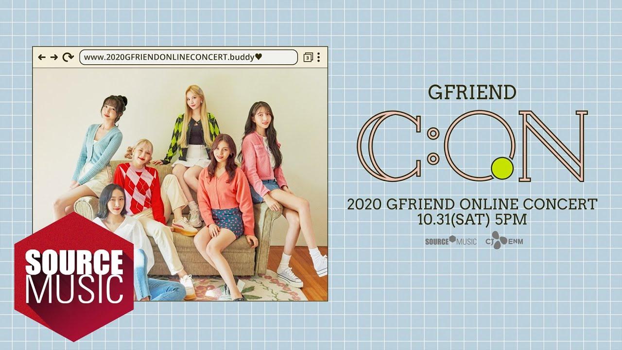 2020 GFRIEND ONLINE CONCERT 'GFRIEND C:ON' Teaser