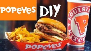 Popeye&#39s Chicken Sandwich  Copycat Recipe