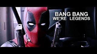 Marvel || Bang, bang, we
