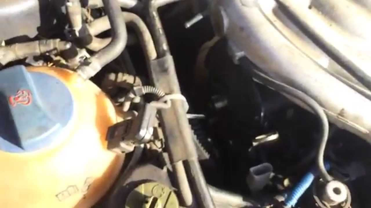 Vw Jetta Camshaft Position Sensor Youtube