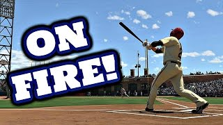 MLB The Show 16 - BACK TO BACK IS ALL WE DO!! - Diamond Dynasty #149