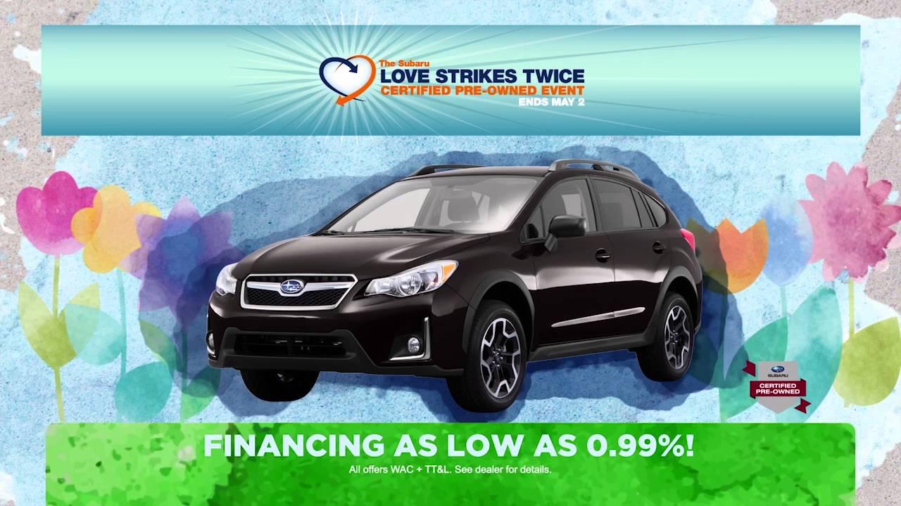 Subaru Certified Pre Owned 2 >> Landers Mclarty Subaru Certified Preowned
