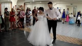 Свадебный танец бачата