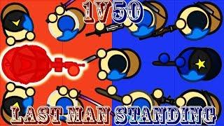 Surviv.io - The Last Man Standing - The Last Survivor Perk (Surviv.io Update & Highlights)