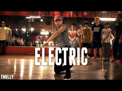 "Sean Lew performs ""Electric"" Choreography by Jake Kodish - #TMillyTV"