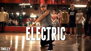 "Sean Lew performs ""Electric"" Choreography by Jake Kodish - #TM…"