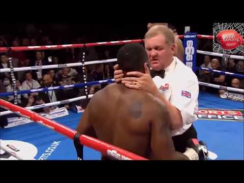 Deontay Wilder Vs Anthony Joshua Knock Out Highlights