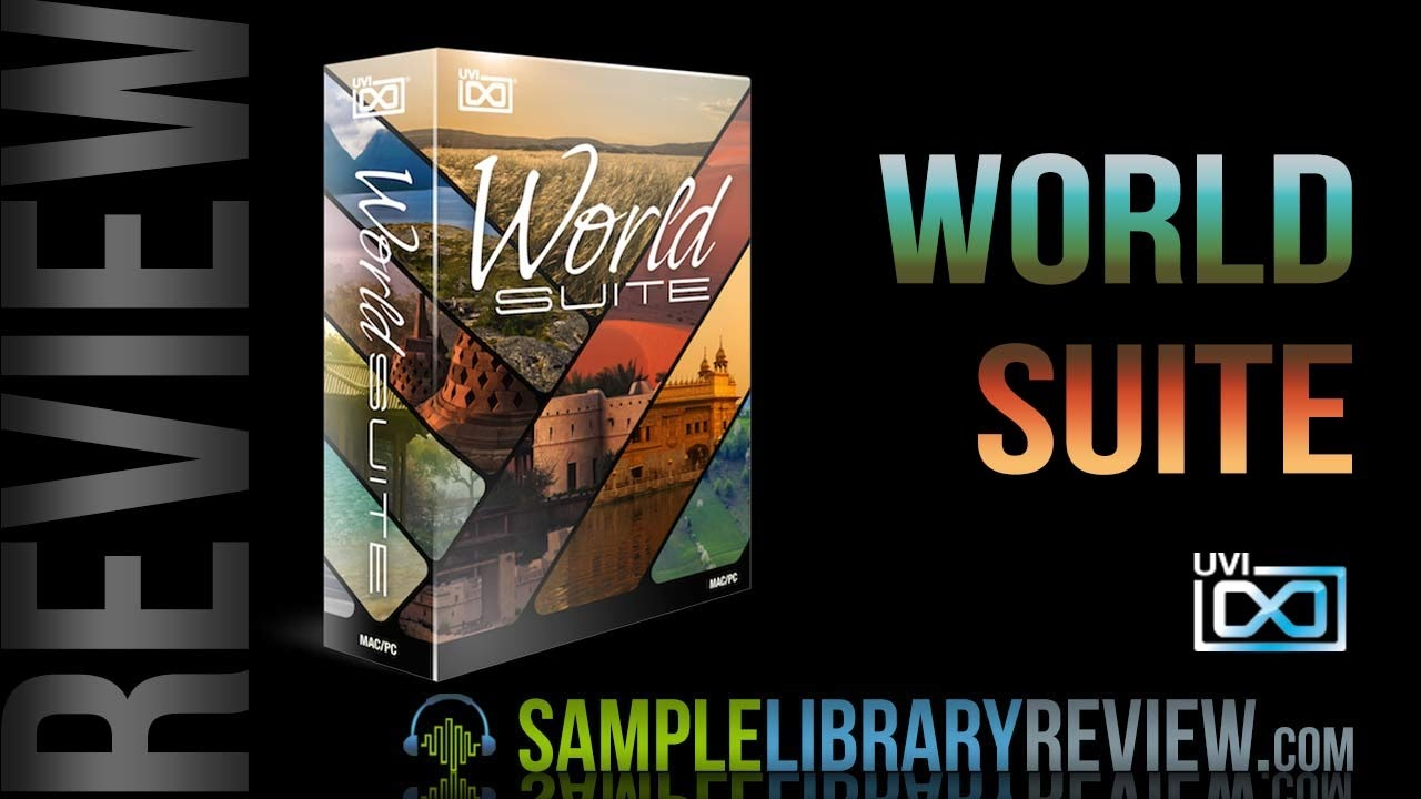 Review: World Suite by UVI (currently 40% OFF) - Sample Library Review