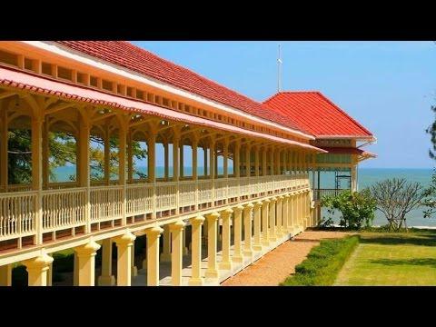Тиковый королевский дворец в Хуа Хин / Mrigadayavan Palace