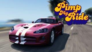 Test Drive Unlimited 2 - Pimp My Ride