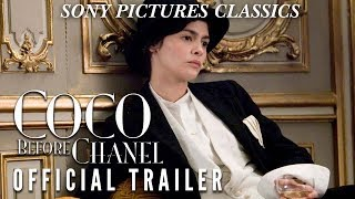 COCO BEFORE CHANEL - Official Trailer!