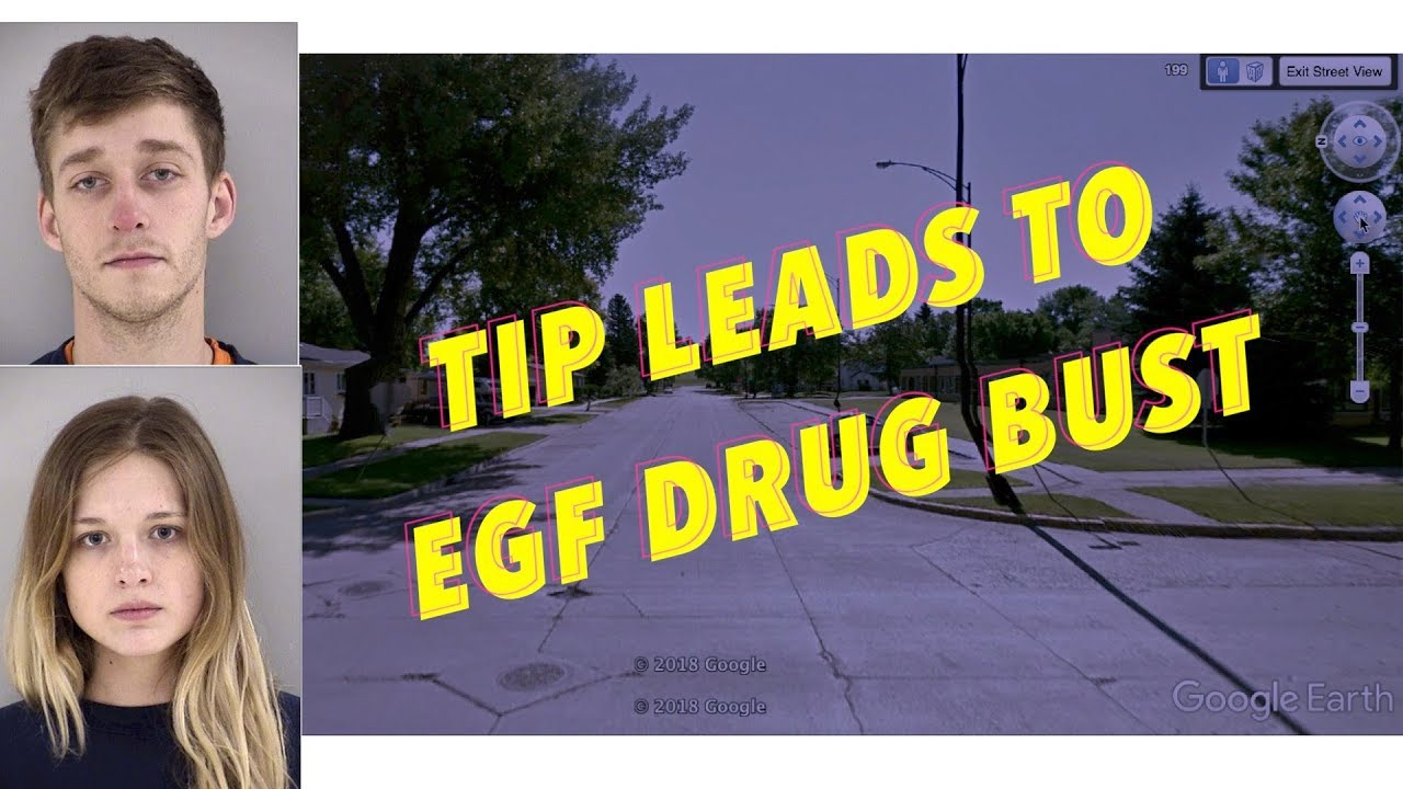Tip Leads To East Grand Forks Drug Bust – Page 1 Publications