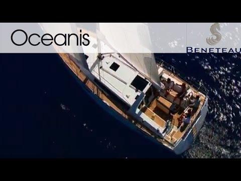 Oceanis 45 Sailboat by Beneteau