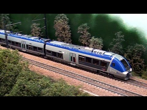 Model Train Fair Orleans - Salon du train miniature Orléans 2016