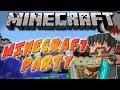 Minecraft Mini-Game: Minecraft Party w/ Friends