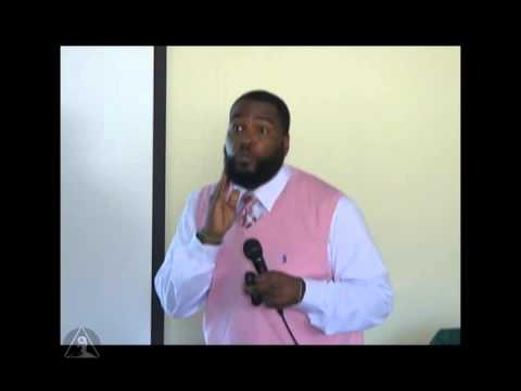 The Dynamics of Educating Black Children: Dr Umar Johnson speaking at Racial Justice NOW Conf