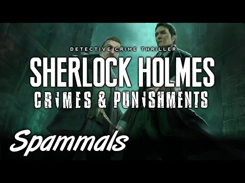 Sherlock Holmes C&P | 1 | The Fate of Black Peter