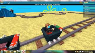 ROBLOX - BOB SPONJA and Simon Says Part 2 of simon (Spanish)