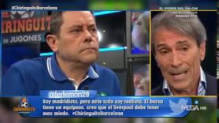 ⚡ TREMENDO CARA A CARA Roncero VS. Lobo Carrasco ⚡