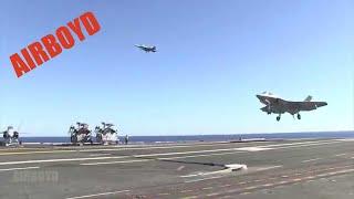 【Short Takeoff】「Short Takeoff」#Short Takeoff,F-35FirstArreste...