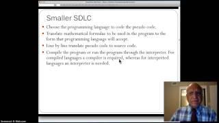 Steps in Software Development - Part 1