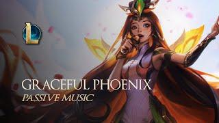 Graceful Phoenix Seraphine - Passive Music [Official] // League of Legends