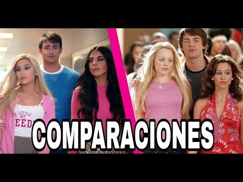 Ariana Grande Thank U Next Comparaciones Con Chicas Pesadas Pelicula Youtube