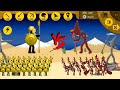 100 Golden Speartons Griffon VS Magikill Insane MODE Campaign Stick War Legacy mp3