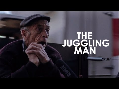 The Juggling Man of Palmerston North | Mike Newman