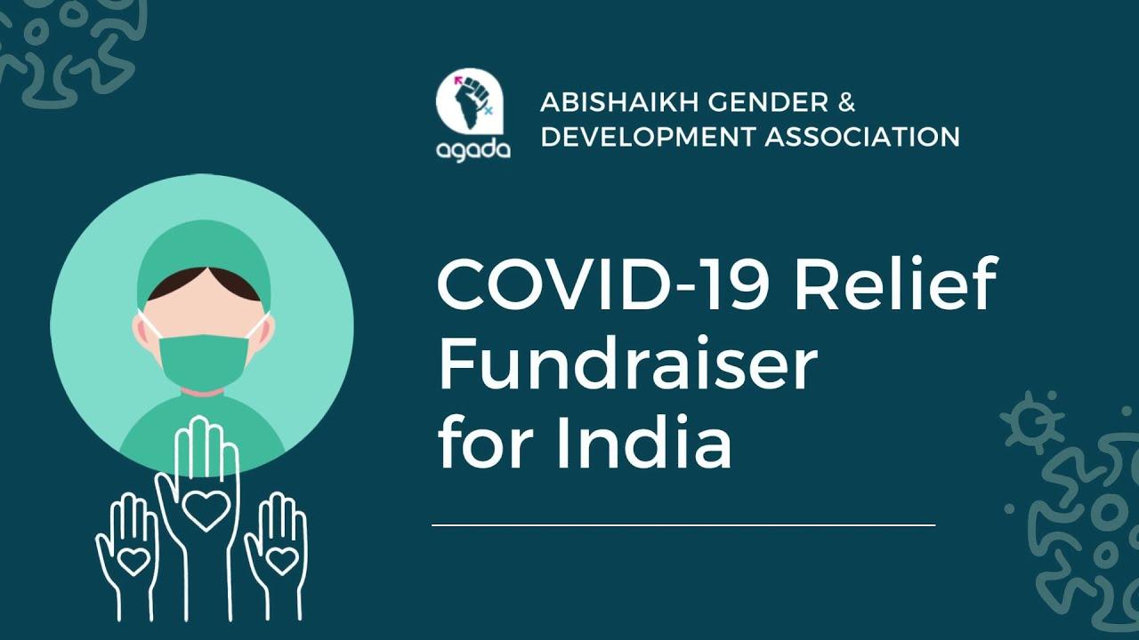 COVID-19 Relief Fundraiser Campaign