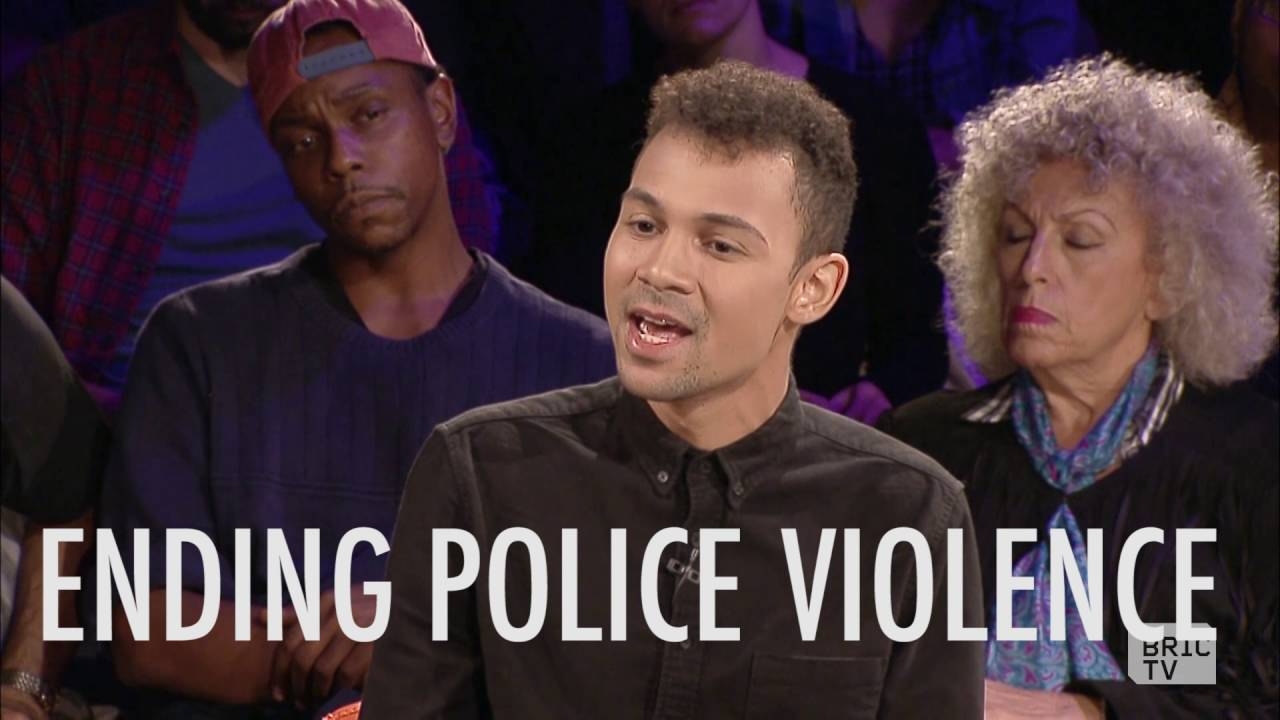 Can Technology Help End Police Violence? Sam Sinyangwe of ...