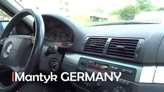 Я инструктор по вождению, в Германии.