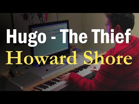 Hugo Soundtrack (The Thief) - Piano Cover