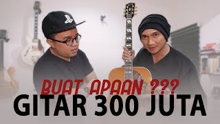 GITAR 300 JUTA BUAT APAAN? [Feat. Christian Bong IMG] MP3