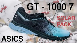 Обзор зимних кроссовок Asics GT - 1000 7 SP
