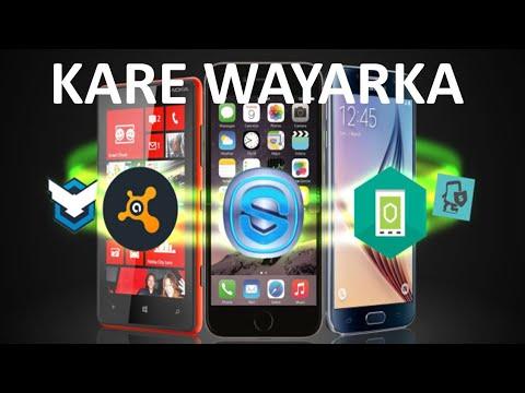 Android Phone:/ Yanda zaka kare wayarka batare da kowa ya iya shiga ba.