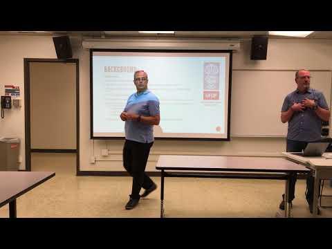 Daniel Orey and Milton Rosa: Ethnomathematics talk at Sacramento State