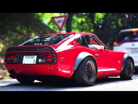 Ultimate Datsun 240z  280z Sound Compilation
