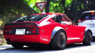Ultimate Datsun 240Z/280Z Sound Compilation