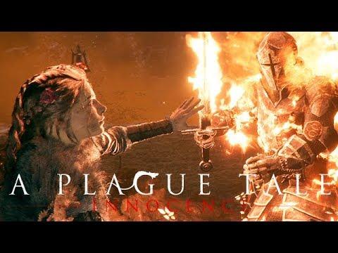 A Plague Tale Innocence Gameplay German #22 - Nicholas Boss Fight