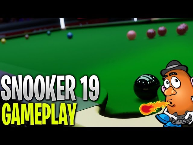 Stream Highlights   Snooker19   Xbox One X Gameplay