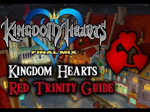 Kingdom Hearts 1.5 HD Final Mix- Red Trinity Guide