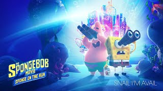 Spongebob: Snail 🐌 - I'm Avail - Official Music Video (ft: The Flaming Lips)