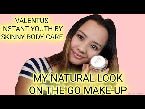 STAY AT HOME PINAY MOM IN CANADA-VALENTUS INSTANT YOUTH BY SKINNY BODY CARE REVIEW & ON THE GO LOOKS