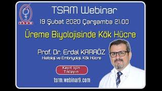 Üreme Biyolojisinde Kök Hücre - Prof Dr Erdal Karaöz