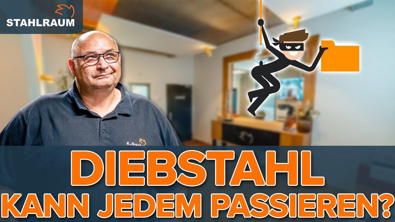 STAHLRAUM GmbH redet über Diebstahl - Wohin mit den Wertgegenständen?