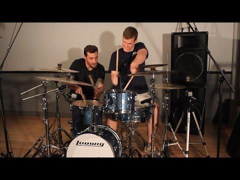 Ludwig Breakbeats - Demo / Drum Jam Ft. Jeremy Davis
