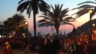 Festes Mare de Deu del Carme, Port d'Andratx. Nit dels cavalls. Mallorca